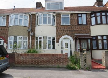 Thumbnail 3 bed terraced house for sale in Rothesay Road, Elson, Gosport