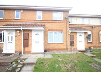 Thumbnail 2 bed terraced house for sale in Ashdown Mews, Fulwood, Preston