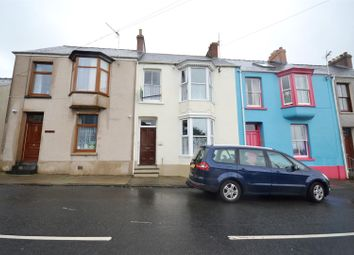 Thumbnail 5 bed terraced house for sale in Croft Terrace, Prospect Place, Pembroke Dock