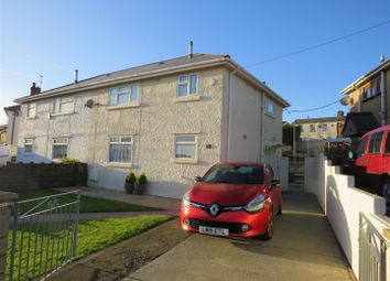 Thumbnail 3 bed town house to rent in Lliedi Crescent, Llanelli
