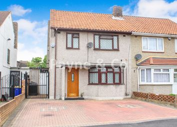 Thumbnail 3 bed semi-detached house for sale in Lexden Drive, Chadwell Heath