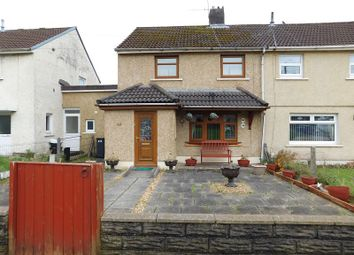 Thumbnail 2 bed semi-detached house for sale in Cunard Terrace, Cwmavon, Port Talbot, Neath Port Talbot.