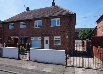 Thumbnail 3 bed semi-detached house to rent in Ladybank Grove, Blurton, Stoke-On-Trent