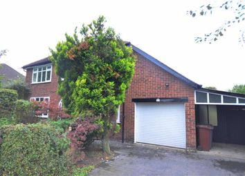 Thumbnail 4 bed detached house to rent in Shawdene Road, Northenden, Manchester, Greater Manchester