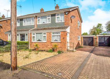 Thumbnail 3 bedroom semi-detached house for sale in Morton Road, Aylsham, Norwich