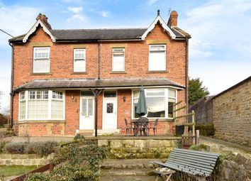 Thumbnail 3 bed semi-detached house for sale in Grewelthorpe, Ripon
