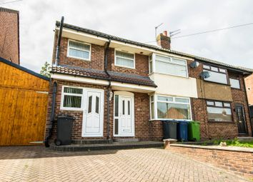 Thumbnail 5 bed semi-detached house to rent in Marians Drive, Ormskirk