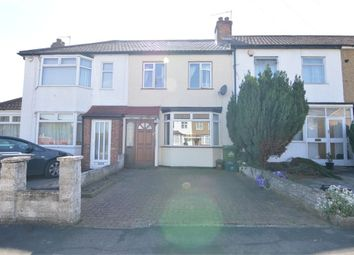 Thumbnail 3 bed terraced house for sale in Lambton Avenue, Waltham Cross, Hertfordshire