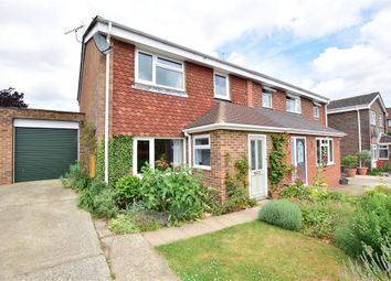 Thumbnail 3 bed semi-detached house for sale in Rothermead, Petworth, West Sussex
