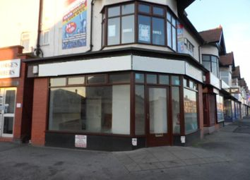 Thumbnail Retail premises to let in Victoria Road West, Cleveleys