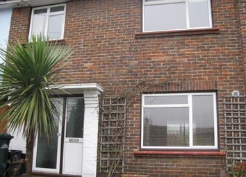 Thumbnail 3 bed terraced house to rent in Drove Crescent, Portslade