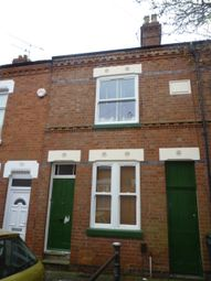 Thumbnail 2 bedroom terraced house to rent in Cedar Road, Leicester