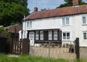 Thumbnail 3 bedroom semi-detached house for sale in Old Market Street, Thetford, Norfolk