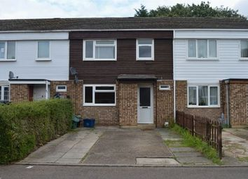 Thumbnail 3 bedroom terraced house to rent in Ellfield Court, Lings, Northampton