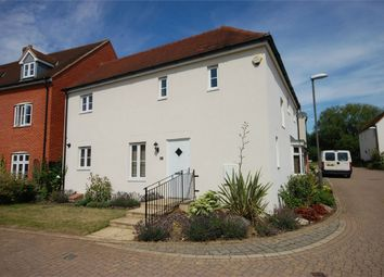 Thumbnail 3 bedroom detached house for sale in Skipper Close, Aylesbury, Buckinghamshire