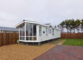 Thumbnail 2 bed mobile/park home for sale in Southsea Leisure Park, Melville Road, Southsea