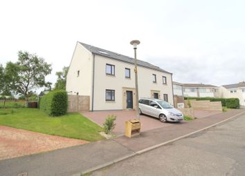 Thumbnail 5 bed semi-detached house for sale in Ravenscroft Gardens, Edinburgh