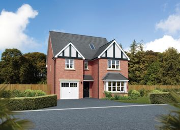 Thumbnail 6 bed detached house for sale in Sherbourne Avenue, Chester