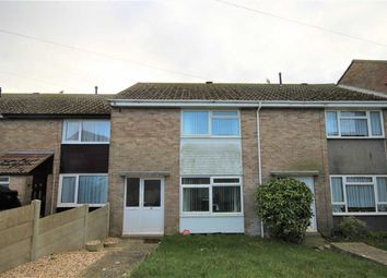 Thumbnail 2 bed terraced house for sale in Overlands Road, Weymouth, Dorset
