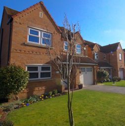 Thumbnail 4 bed detached house for sale in Shireoaks Way, Grimethorpe, Barnsley