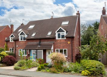 Thumbnail 3 bed semi-detached house for sale in Orchard Cottages, Eaton Road, Tarporley