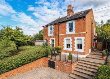 Thumbnail 4 bed semi-detached house for sale in Hanbury Lane, Essendon, Hertfordshire