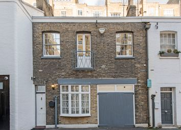 Thumbnail 2 bed mews house for sale in Eaton Terrace Mews, Belgravia