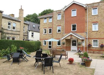 Thumbnail 1 bed flat for sale in The Mansions Fairfield Road, Broadstairs