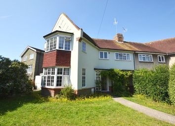 Thumbnail 4 bed semi-detached house for sale in Manor Road, Worthing, West Sussex