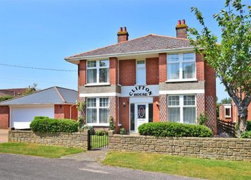 Thumbnail 6 bed detached house for sale in Colwell Common Road, Totland Bay, Isle Of Wight