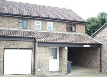 Thumbnail 1 bedroom flat to rent in Lapwing Rise, Stevenage