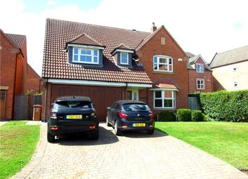 Thumbnail 4 bedroom detached house for sale in Baslow Drive, Allestree, Derby
