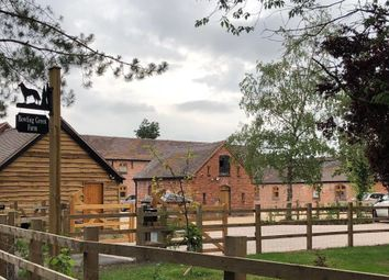 Thumbnail 4 bed barn conversion for sale in The Avenue Peplow, Hodnet