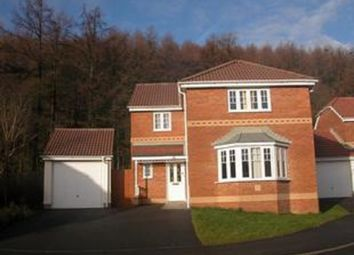 Thumbnail 4 bed detached house to rent in Parc Penscynor, Aberdulais, .