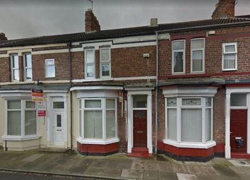 Thumbnail 2 bed terraced house to rent in Windsor Road, Stockton-On-Tees