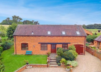 Thumbnail 4 bed barn conversion for sale in Fradswell, Stafford