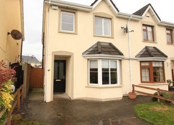 Thumbnail 3 bed semi-detached house for sale in 41 The Paddocks, Browneshill, Carlow Town, Carlow