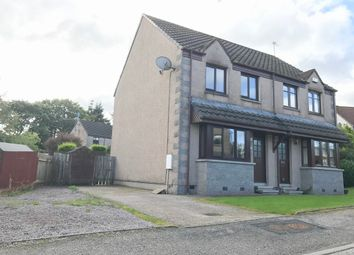 Thumbnail 3 bed semi-detached house for sale in Callum Park, Kingswells, Aberdeen