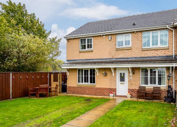 Thumbnail 4 bed semi-detached house for sale in Broadland Way, Lofthouse, Wakefield