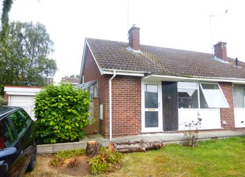 Thumbnail 2 bedroom bungalow to rent in Draycott Close, Abington, Northampton