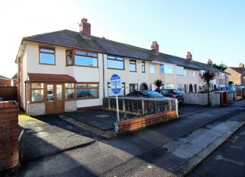 Thumbnail 3 bed end terrace house for sale in Wensley Avenue, Fleetwood