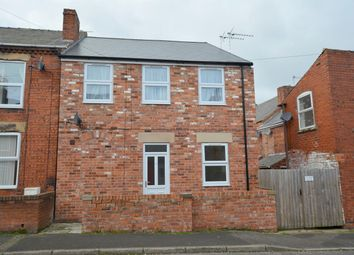 Thumbnail 1 bed end terrace house to rent in Chapel Road, Grassmoor, Chesterfield