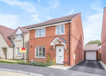 Thumbnail 4 bed detached house for sale in Marcham, Oxfordshire