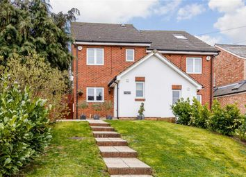 Thumbnail 4 bed semi-detached house for sale in High Street, Codicote, Hitchin, Hertfordshire