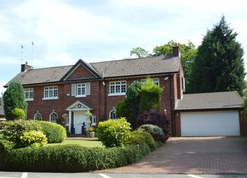 Thumbnail 4 bed detached house for sale in Ringley Road, Whitefield, Manchester, Lancashire