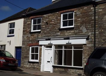 Thumbnail 2 bed maisonette to rent in National Terrace, Brook Street, Bampton, Tiverton