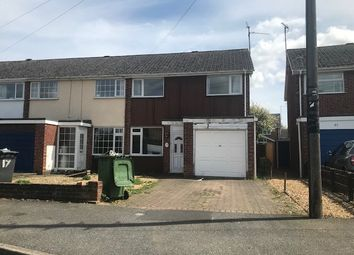 Thumbnail 3 bed terraced house to rent in Witham Way, Peterborough