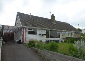 Thumbnail 3 bed semi-detached bungalow for sale in Ffordd Y Capel, Efail Isaf, Pontypridd