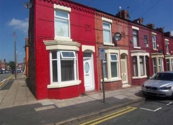 Thumbnail 2 bed terraced house to rent in Hanwell Street, Anfield, Liverpool