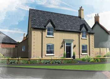 Thumbnail 5 bed detached house for sale in Hill Place, Brington, Huntingdon